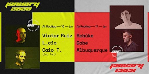 AiR Rooftop - Janeiro 2020