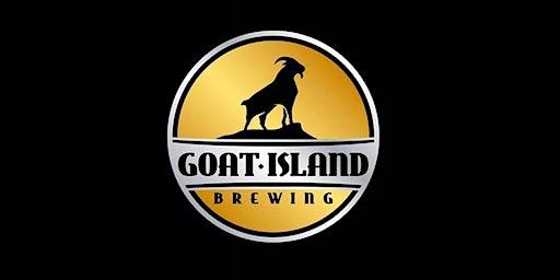 Foley Goat Island Pop-Up Beer Tasting
