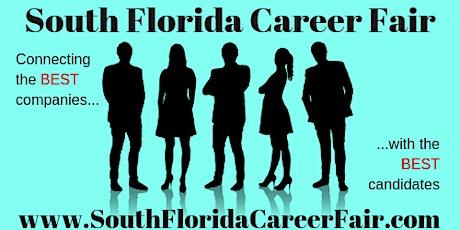 South Florida Business Career Fair @ BB&T Center - Feb 13th, 2020 tickets