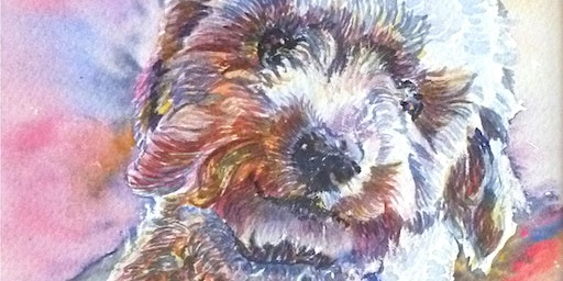 Brilliant Animals in Watercolor with Kevin Kuhne