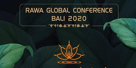 Global RAWA Conference Bali 2020 tickets