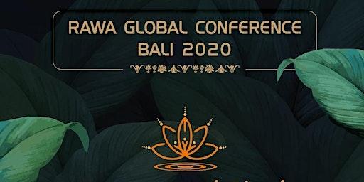 Global RAWA Conference Bali 2020