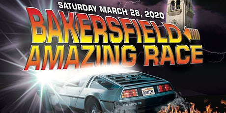 Bakersfield Amazing Race 2020 tickets