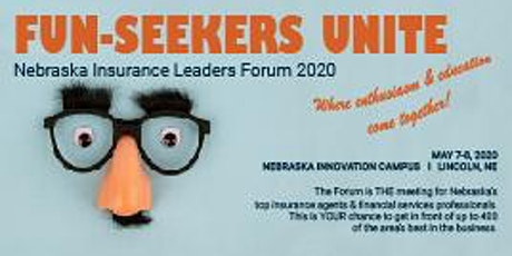 Nebraska Insurance Leaders Forum 2020: SPONSORSHIP PURCHASE tickets