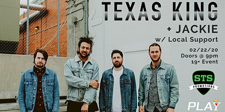 Texas King + Jackie tickets