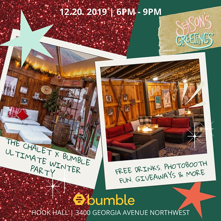 Bumble Ultimate Winter Mountain Party image