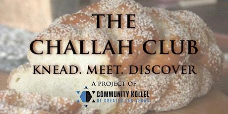 Challah Club tickets