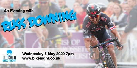 An Evening with Russ Downing tickets