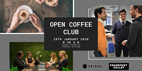 Open Coffee Club January Edition tickets