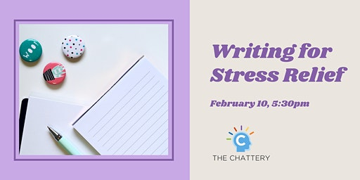 Writing for Stress Relief