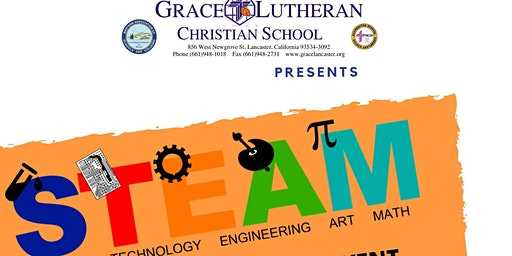 Grace Lutheran STEAM Family Event