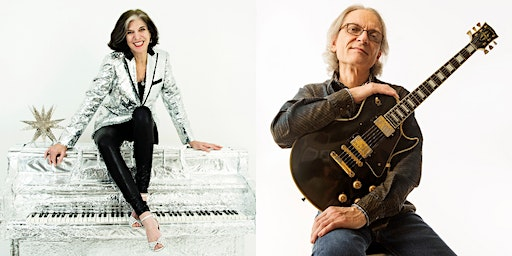Back Porch Festival Mardi Gras Party: Marcia Ball + Sonny Landreth at GCA