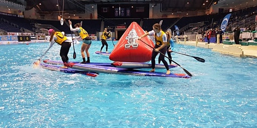Toronto Indoor SUP Race