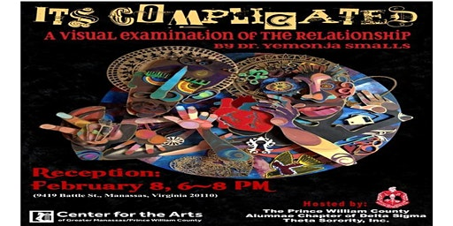 """PWCAC-DST Hosts a Black History Month Art Exhibit Opening Reception: """"It's Complicated: A Visual Examination of the Relationship."""""""