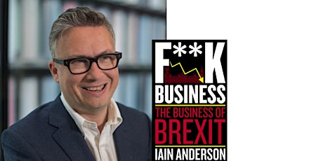 A conversation with Iain Anderson tickets