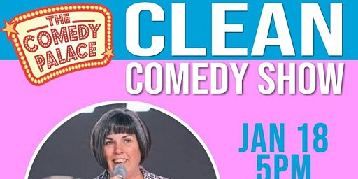 Clean Comedy with Cindy Sheridan and Friends