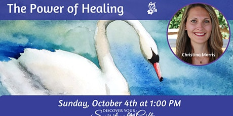 The Power of Healing with Christina Morris tickets