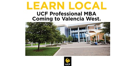 UCF PMBA Valencia West Info Session | Feb. 25 tickets