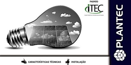 INTELBRAS - CERTIFICAÇÃO - SOLUÇÃO ENERGIA SOLAR ingressos