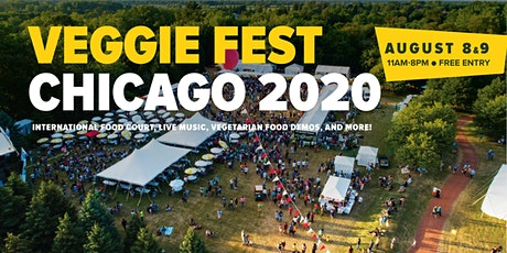 Veggie Fest Chicago 2020 tickets