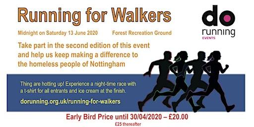 Running for Walkers Summer 2020