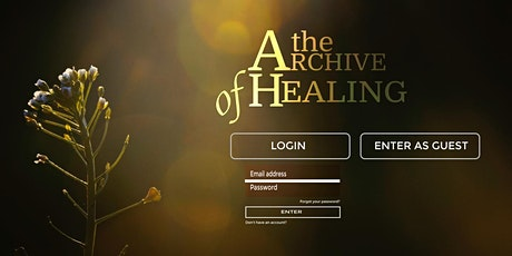 The Archive of Healing Open House for UCLA tickets