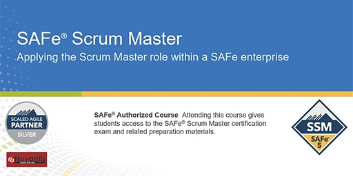NEW -  SAFe® Scrum Master 5.0 ( Edison, New Jersey) - Confirmed to Run