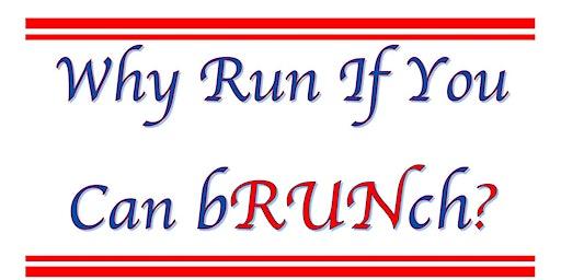 """CASA Superhero """"Why Run If You Can bRUNch?"""""""
