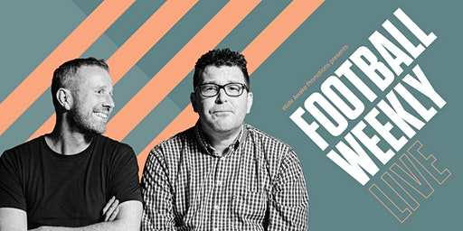 Football Weekly Podcast Live in Glasgow