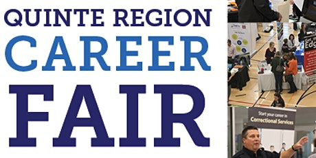 January Quinte Region Career Fair tickets