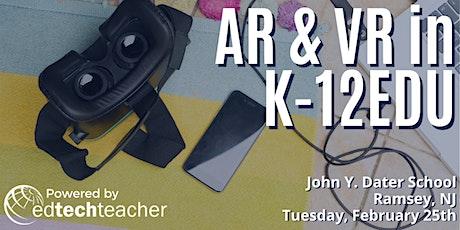 AR/VR (Ramsey, NJ) - February 25th, 2020 tickets