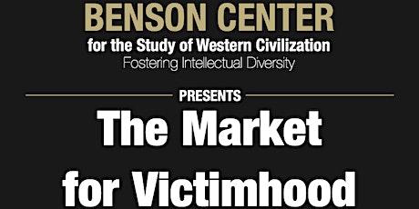 Ayaan Hirsi Ali: The Market for Victimhood tickets