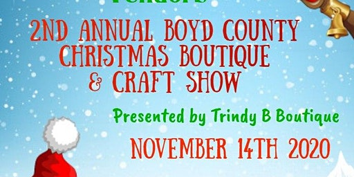 2nd Annual Boyd County Christmas Boutique & Craft Show