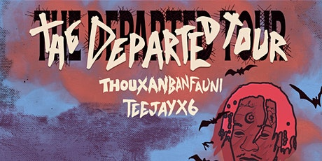 Thouxanbanfani x Teejayx6 tickets