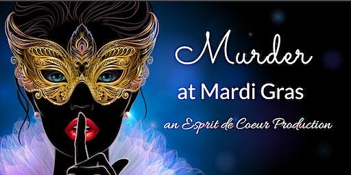 2nd Night- Murder at Mardi Gras