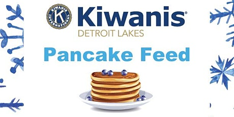 Detroit Lakes Kiwanis Pancake Feed tickets