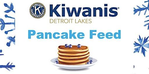 Detroit Lakes Kiwanis Pancake Feed