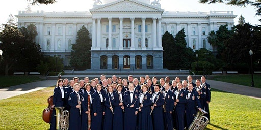 U.S. Air Force Band of the Golden West in Mesa, AZ