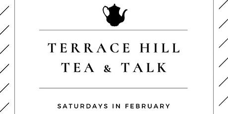 Tea & Talk / Patrick Phillips-Schrock presents on Treasures of Terrace Hill tickets