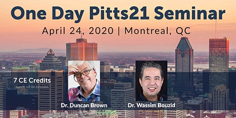 One Day Pitts21 Seminar tickets