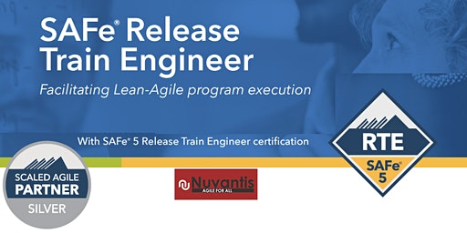 NEW - SAFe® Release Train Engineer 5.0  WILL RUN ( Edison, New Jersey)