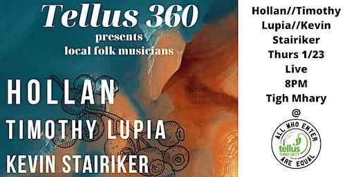 Hollan // Timothy Lupia // Kevin Stairiker