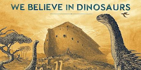 Chicago Premiere: We Believe In Dinosaurs tickets