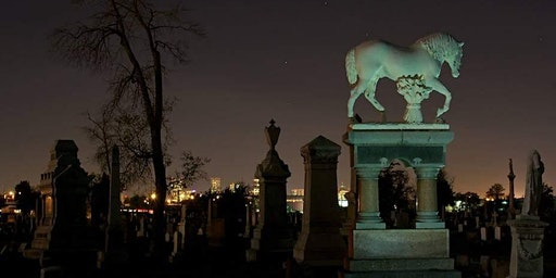 HISTORY MYSTERY TOURS AT RIVERSIDE CEMETERY , LAST DAY FOR THE YEAR