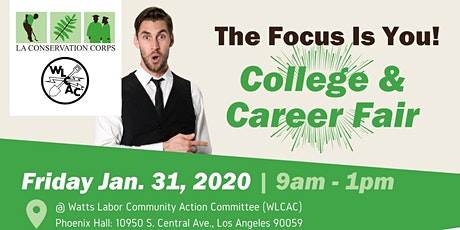College and Career Fair 2020 tickets