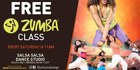 FREE Zumba Class (Healthy 2020) tickets
