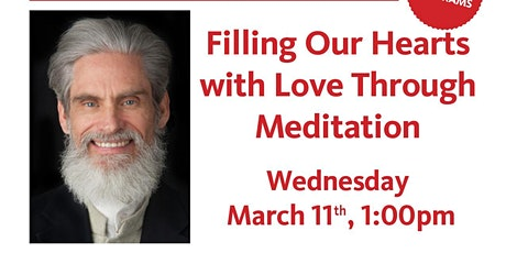 Filling Our Hearts with Love Through Meditation tickets