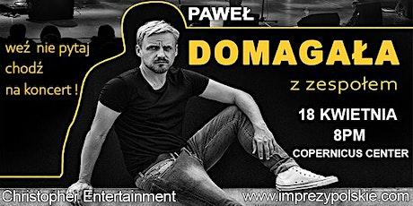 Pawel Domagala tickets
