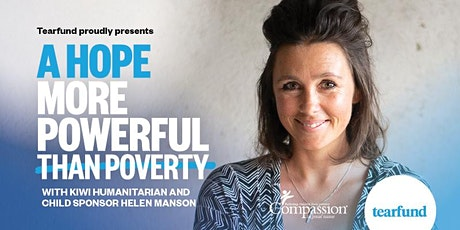 A Hope More Powerful Than Poverty Tour tickets