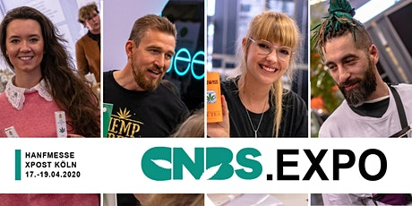 CNBS EXPO Hanfmesse & Konferenz in Köln Tickets